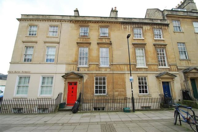 Thumbnail Property to rent in New King Street, Bath