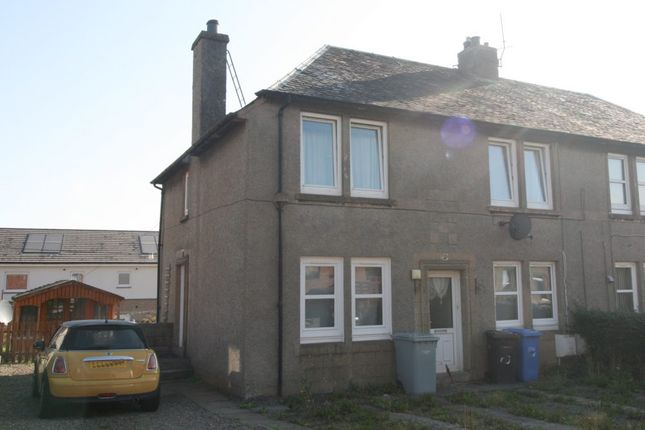 Thumbnail Flat for sale in 48 Northcrofts Road, Biggar