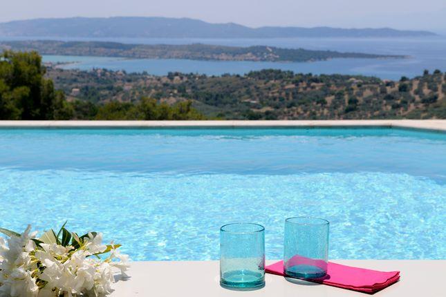 Thumbnail Villa for sale in Panoramic Waterfront Villa In Porto Heli, Greece