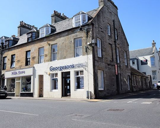 Thumbnail Terraced house for sale in 19 Traill Street, Thurso