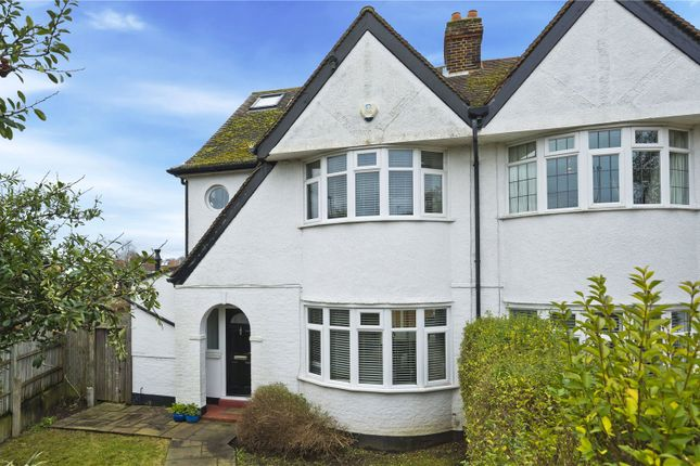 Front View of Esher Road, East Molesey, Surrey KT8