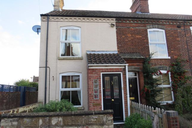 2 bed end terrace house to rent in St. Marys Road, Norwich NR3