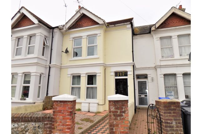 Thumbnail Flat for sale in Westcourt Road, Worthing