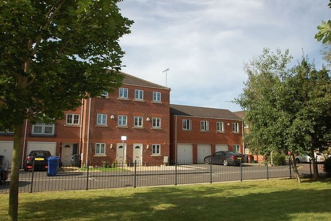 Thumbnail Property to rent in Grants Yard, Burton Upon Trent, Staffordshire