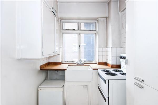 Kitchen of Portsea Hall, Hyde Park W2