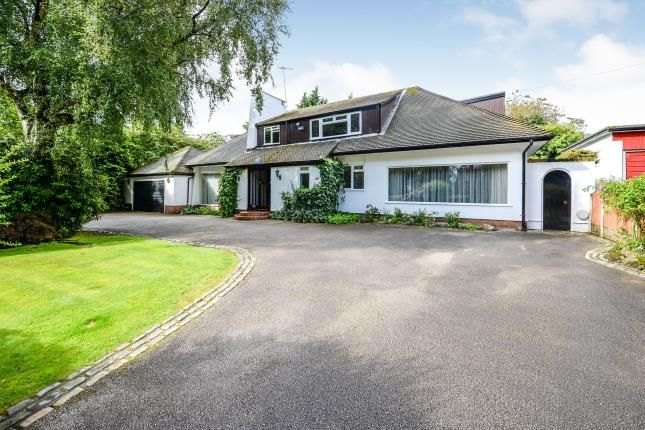 Thumbnail Detached house for sale in Church Road, Woolton, Liverpool, Merseyside