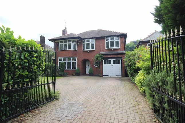 4 bed detached house to rent in Woodstock Drive, Worsley, Manchester