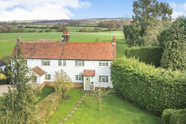 Thumbnail Semi-detached house for sale in Little Hyde Cottages, Little Hyde Road, Ingatestone