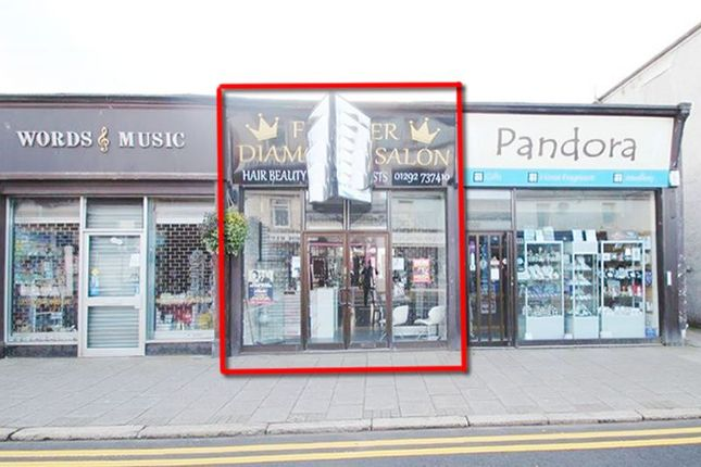 Thumbnail Commercial property for sale in 50, Portland Street, Troon KA106Ea