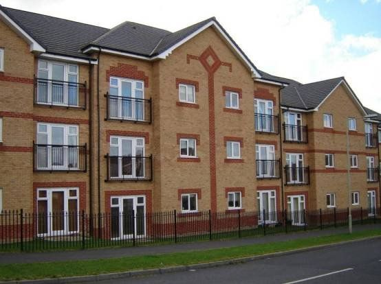 Thumbnail Flat to rent in Richmond Meech Drive, Kennington, Ashford