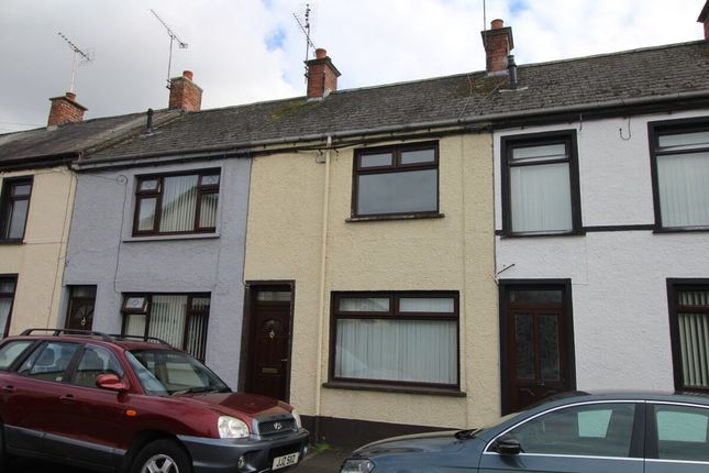 Thumbnail Terraced house for sale in Thomas Street, Newtownards