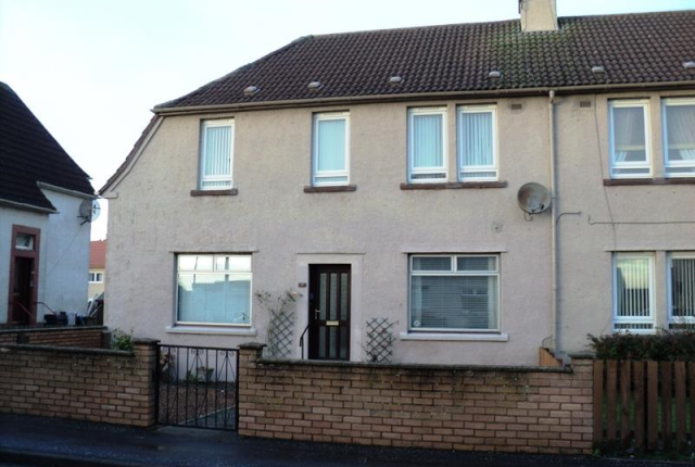 Thumbnail Flat to rent in Leven Road, Kennoway