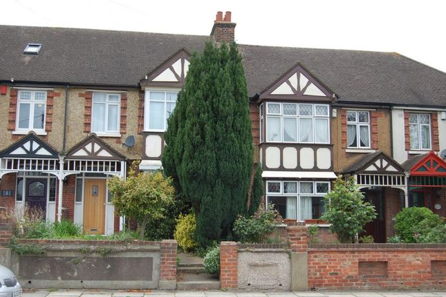 Thumbnail Terraced house to rent in Singlewell Road, Gravesend