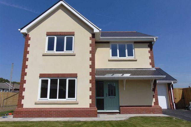 Thumbnail Detached house for sale in Llys Tyr Twyn, Abercynon, Rhondda Cynon Taf