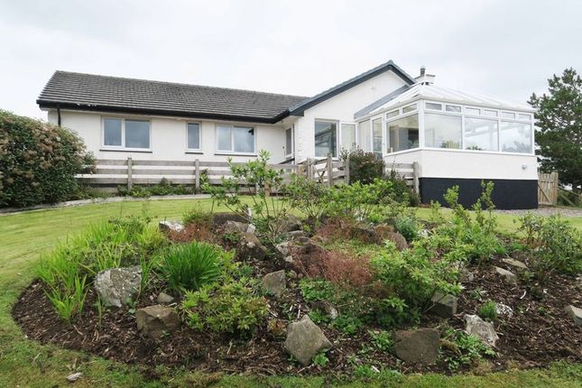 Thumbnail Detached bungalow for sale in Balmeanach, Struan, Isle Of Skye