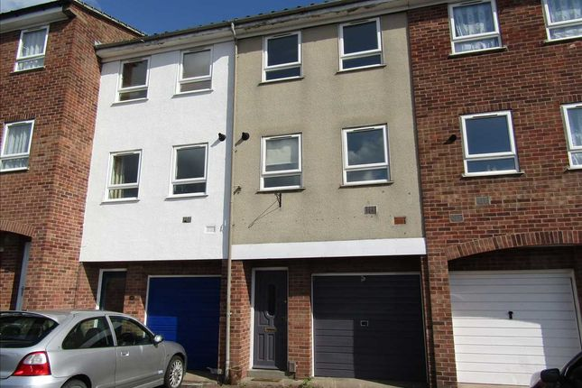 Thumbnail Terraced house to rent in Ryemere Close, Eastwood, Nottingham