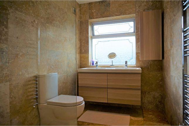 Shower Room of Cranleigh Gardens, London N21