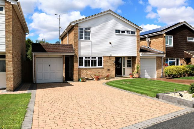 Thumbnail Detached house for sale in Windermere Avenue, Basingstoke