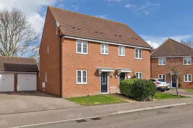 Thumbnail Property to rent in Maylam Gardens, Sittingbourne