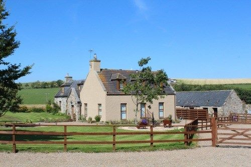 Thumbnail Detached house for sale in Drumblade, Huntly