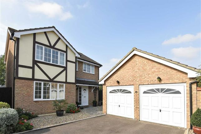 Thumbnail Detached house for sale in Naylor Avenue, Kempston, Beds