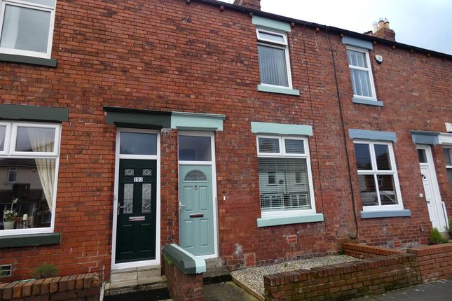 Terraced house for sale in Greystone Road, Carlisle