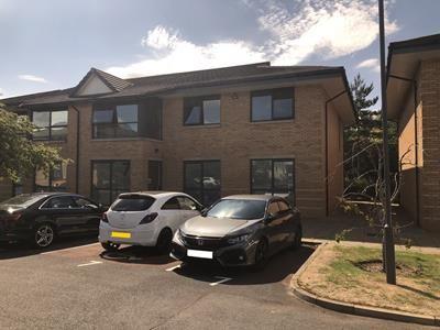 Thumbnail Office to let in Unit 7, St Georges Court, St Georges Park, Kirkham, Lancashire