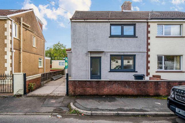 Thumbnail Semi-detached house for sale in Riverside Gardens, Glynneath, Neath