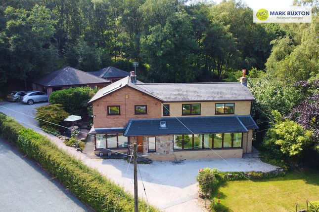 Thumbnail Detached house for sale in Knowl Wall, Beech