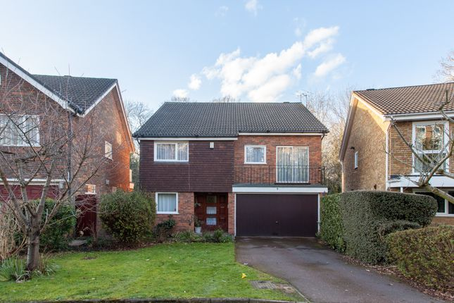 Thumbnail Detached house to rent in Acorn Close, Chislehurst