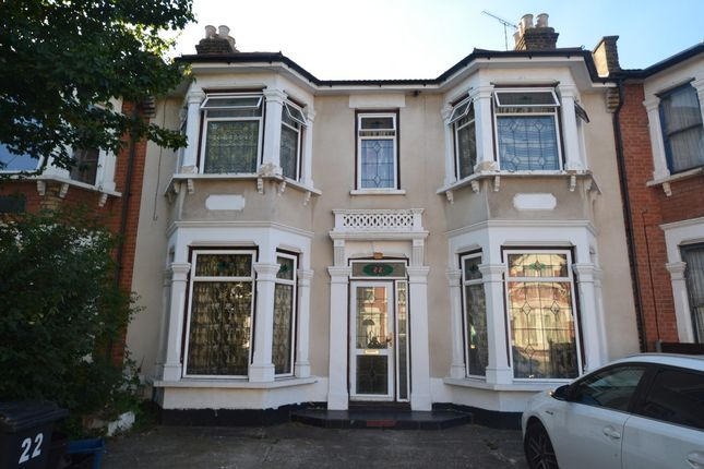 Thumbnail Terraced house to rent in Double Fronted House, Mayfair Ave, Ilford