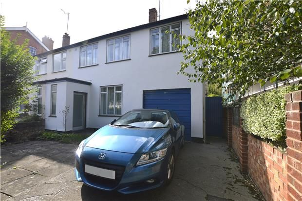 Thumbnail Semi-detached house for sale in Bath Road, Cheltenham, Gloucestershire