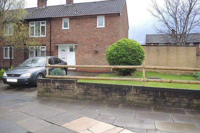 Thumbnail Semi-detached house for sale in Molland Close, West Derby, Liverpool