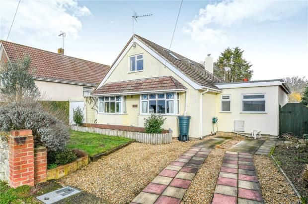 Thumbnail Bungalow for sale in Brookwood Road, Farnborough, Hampshire