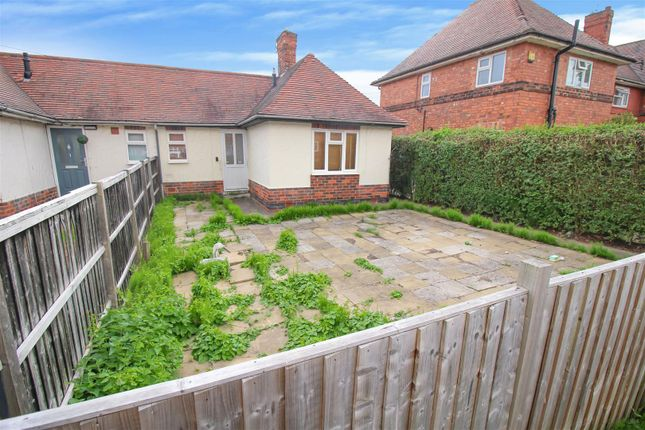 Thumbnail Semi-detached house for sale in Central Avenue, Beeston, Nottingham