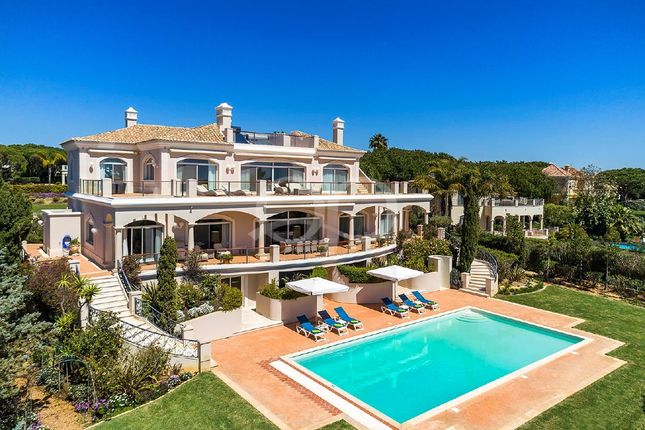 Thumbnail Villa for sale in Estrada Quinta Do Lago, 8135-162, Portugal