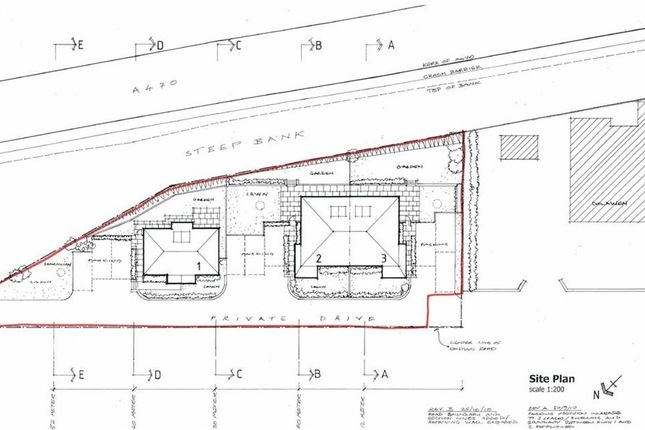 Thumbnail Property for sale in Land Adjacent To Dolawen, Hafren Terrace, Llanidloes, Powys