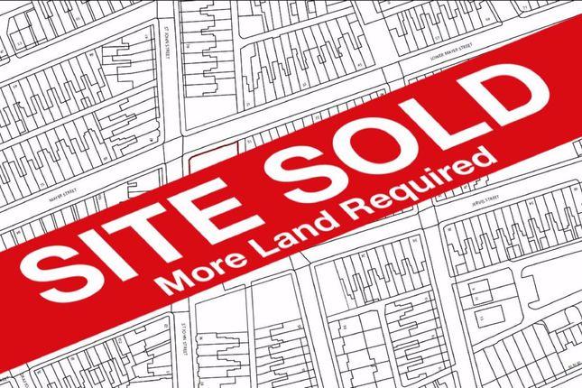 Land for sale in St. John Street, Northwood, Stoke-On-Trent