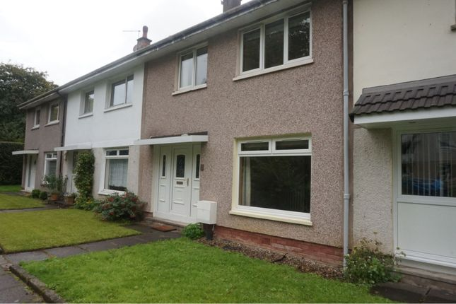 Thumbnail Terraced house to rent in Teviot Dale, Glasgow