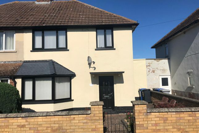 Thumbnail Semi-detached house for sale in Bridge Road, Desborough, Kettering