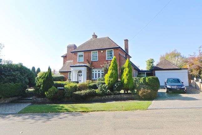 Thumbnail Detached house for sale in Maple Walk, Cooden, Bexhill-On-Sea, East Sussex