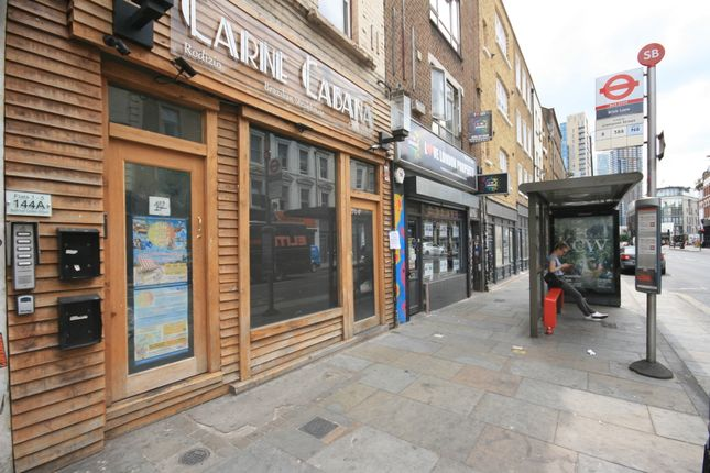 Thumbnail Pub/bar to let in London Terrace, Hackney Road, London