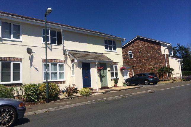 Thumbnail Terraced house to rent in Cotehele Drive, Paignton, Devon