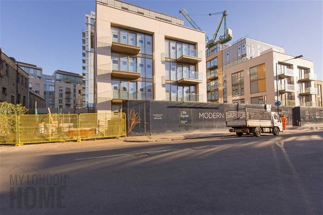 Thumbnail Flat for sale in Columbia Gardens North, West Brompton, London