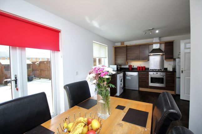 Thumbnail Terraced house for sale in Dermontside Close, Glasgow