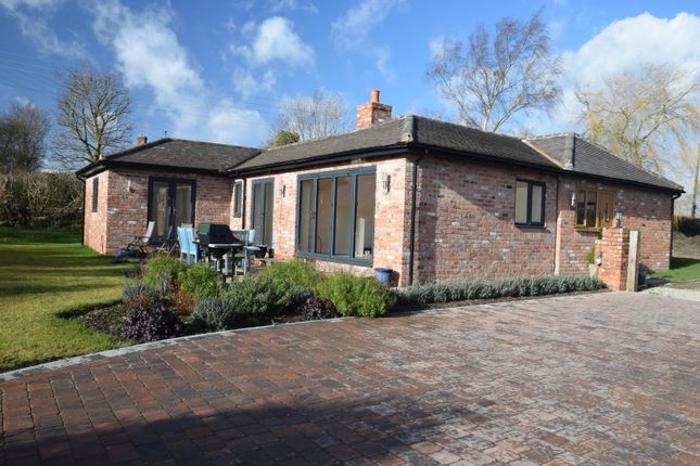 Thumbnail Bungalow for sale in Lower Moor Road, Coleorton
