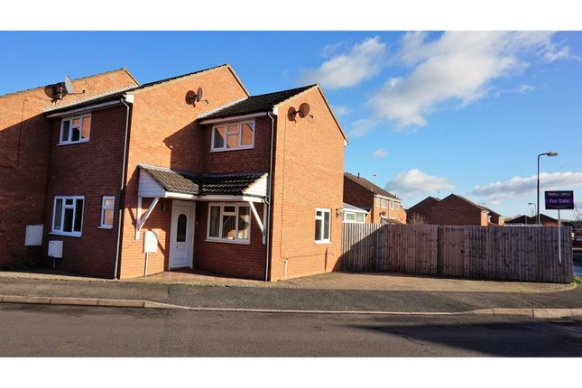3 bed end terrace house for sale in Forest Gate, Evesham