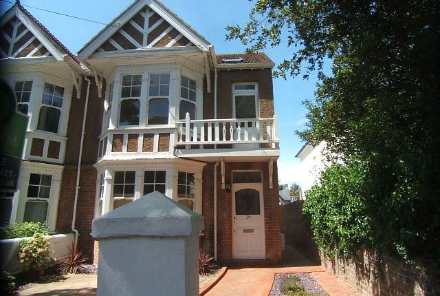 Thumbnail Maisonette to rent in St Georges Road, Worthinng