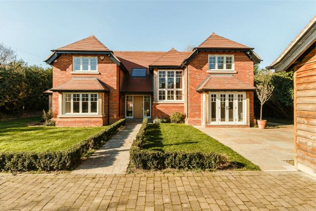 Thumbnail Detached house for sale in Station Road, Shiplake, Henley-On-Thames