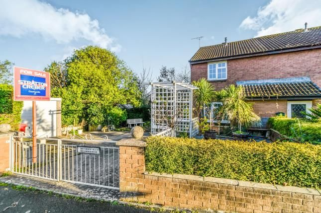 Thumbnail Semi-detached house for sale in Trevorder Road, Torpoint, Cornwall